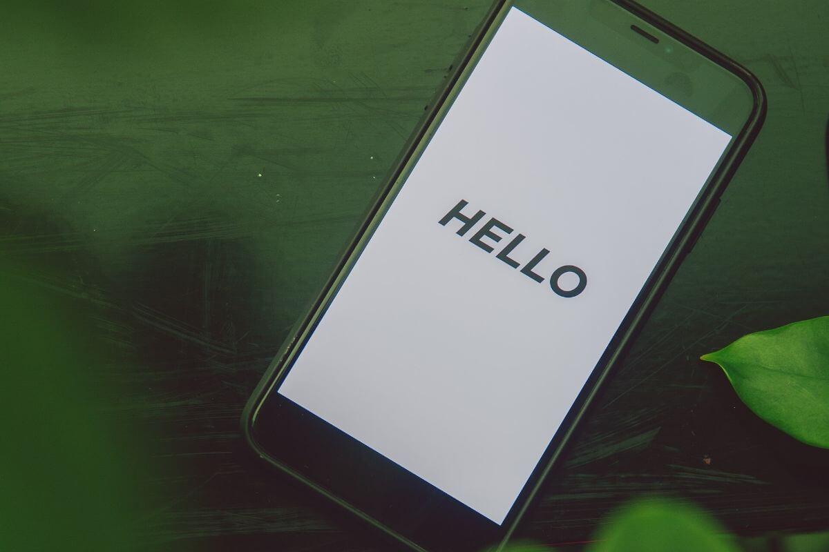 duurzame telefoon